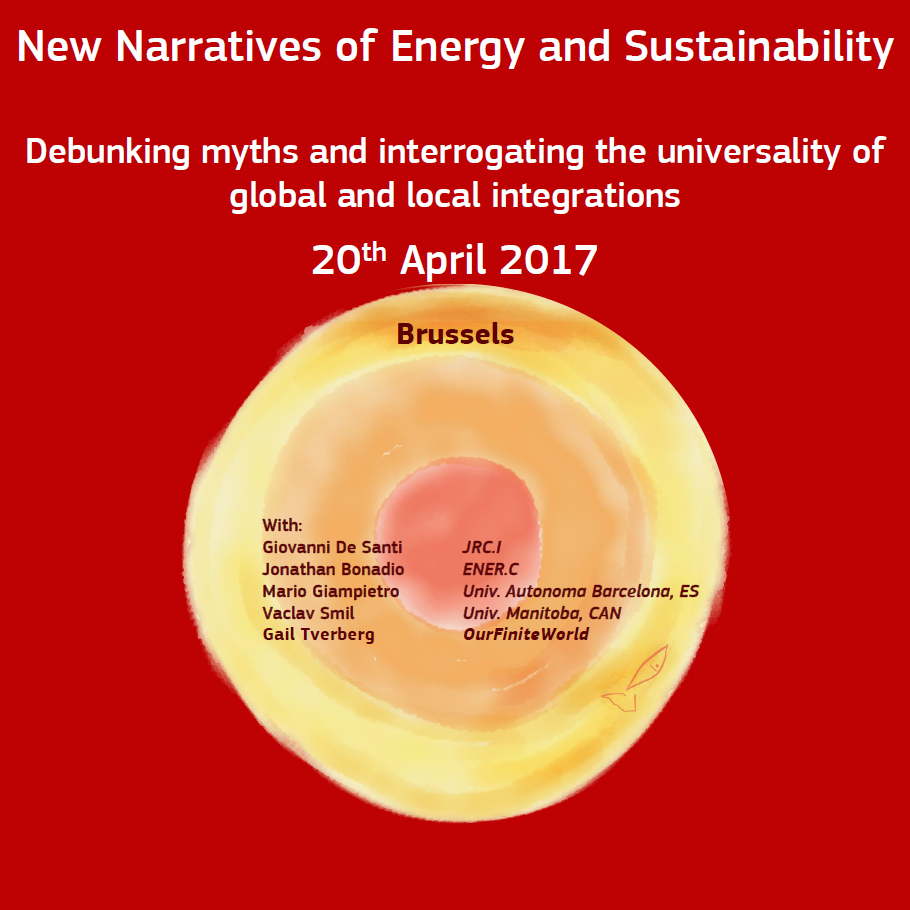 Workshop on Energy Narratives