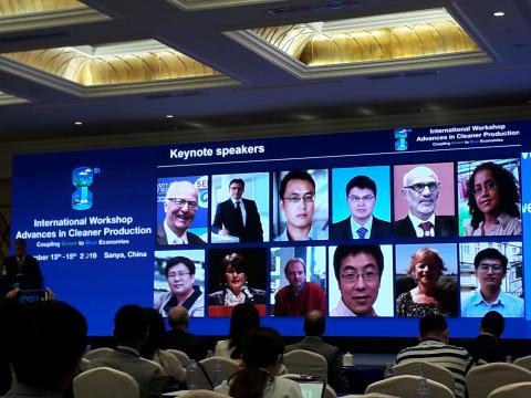 International Workshop on Advances in Cleaner Production