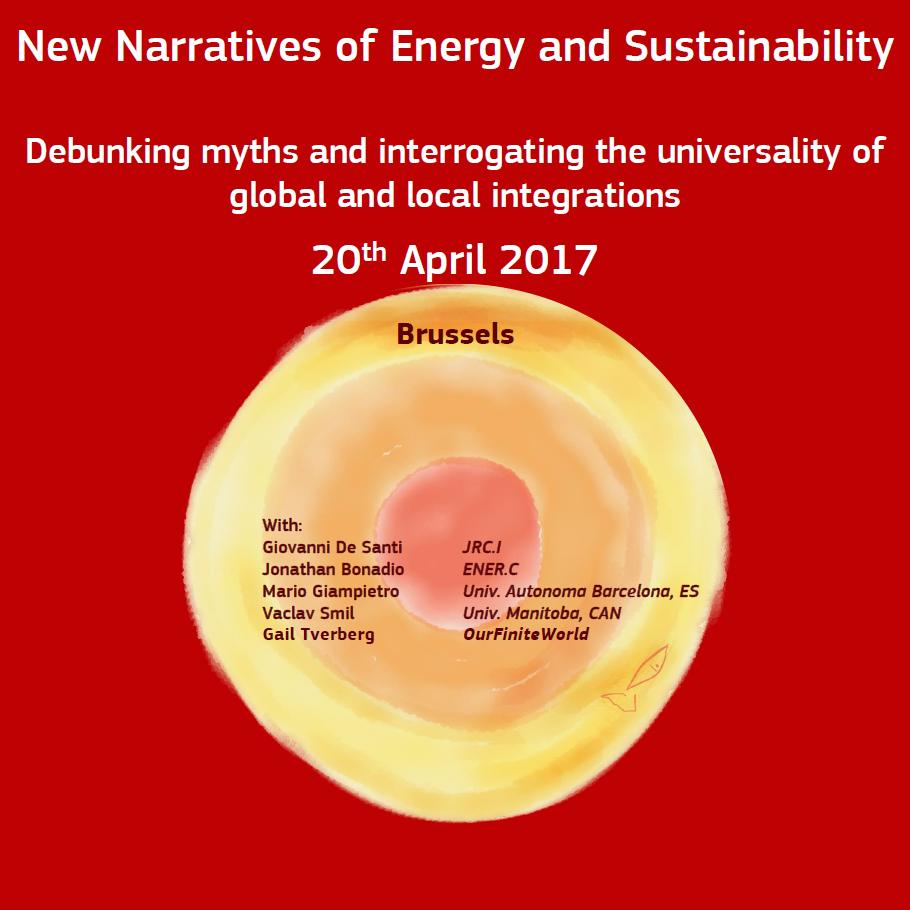 Workshop on Energy Narratives